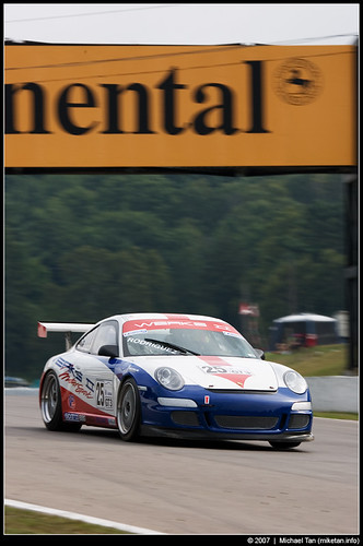 2007 Grand Prix of Mosport - ALMS | by Tanner.