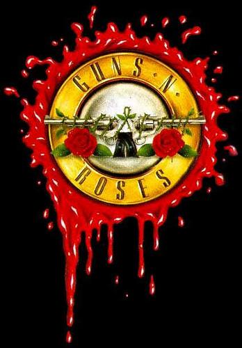 Guns n roses logo sangre luchognr flickr guns n roses logo sangre by luchognr altavistaventures Gallery