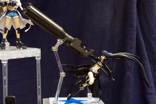 Black ★ Rock Shooter | by Yuuichi-kun
