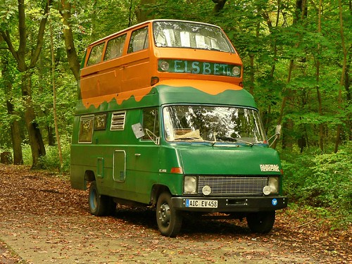 hanomag vw bus hybrid unglaublich sterreich ungern flickr. Black Bedroom Furniture Sets. Home Design Ideas