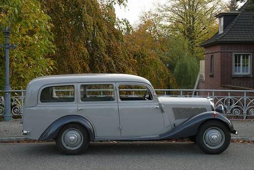 mercedes benz 170 da station wagon lueg 1951 thiesen sal flickr. Black Bedroom Furniture Sets. Home Design Ideas