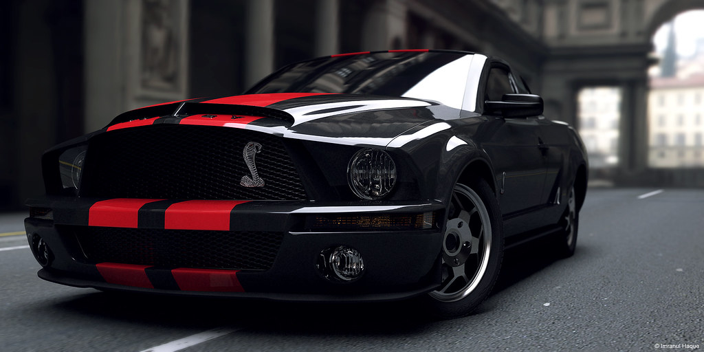 Ford Mustang Shelby GT 500 KR 2008  My dream car  made   Flickr