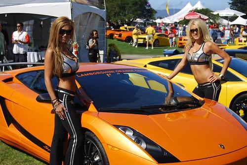 Lamborghini Girls Of Orange County Nice And Tan