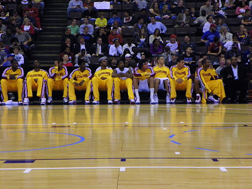 Cavs Bench | by Cavs History