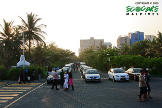 """350"" Vehicle Grounding in Maldives - 02 