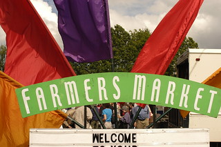 welcome to the farmers' market | by shauna | glutenfreegirl