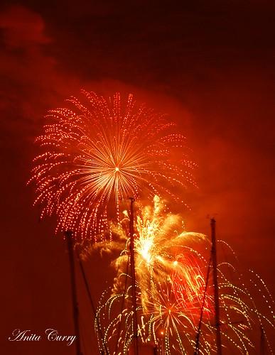 Long Beach Ca Fireworks