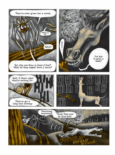 Niger #2 by Leila Marzocchi - page 3 | by fantagraphics