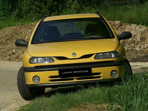 Renault Laguna New Car