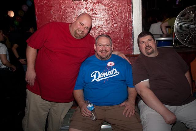 2010 Bear Nights at Charlie's