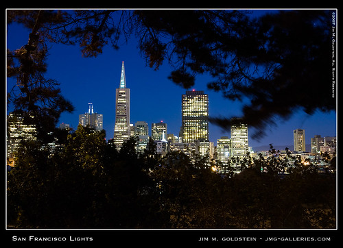 San Francisco Lights | by jimgoldstein