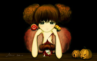 Sweet Halloween~ | by MOMO Meng