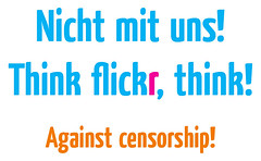 Against censorship on Flickr! | by Uglynoid