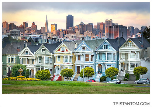 Alamo Square Painted Ladies houses San Francisco | by *phototristan