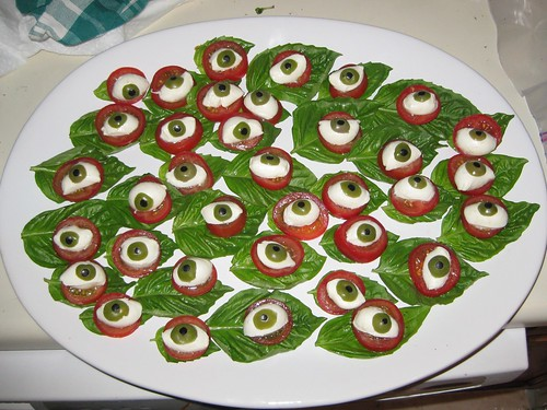 eyeball caprese | by oskay