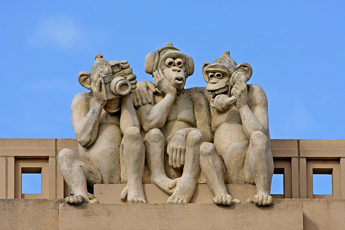 Three Wise Monkeys | by Leo Reynolds