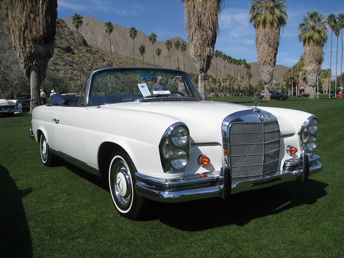 mercedes benz 220se 1971 palm springs desert classic 20. Cars Review. Best American Auto & Cars Review