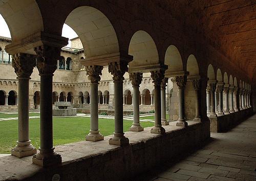 Claustre de sant cugat del vall s claustre de sant cugat - Alfombras sant cugat ...