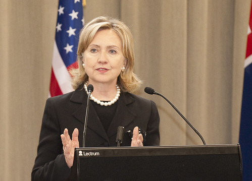 Secretary of State Hillary Clinton in New Zealand - the second day - Wellington and Christchurch, November 2010 | by US Embassy New Zealand