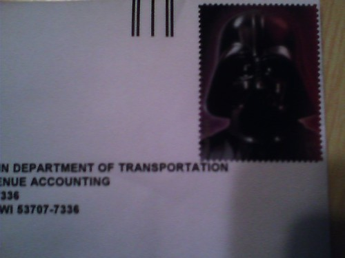 Darth on Mail | by economic_refugee