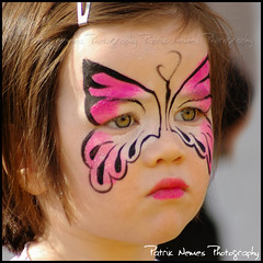 Face Painting Portrait | by patrik nemes