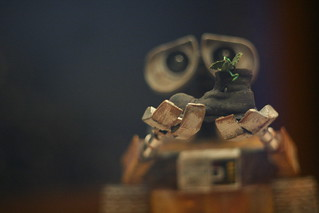 Wall-E, Disney's California Adventure | by RedStep