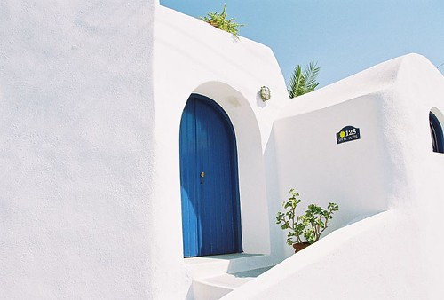 how to get to santorini from jkt