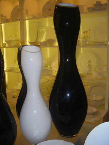 Rosenthal home design vaso alto nero e basso bianco flickr for Rosenthal home designs