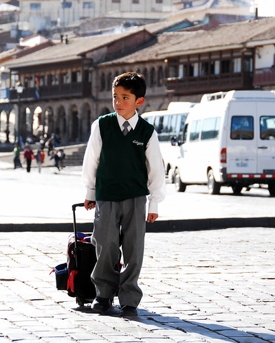 School Boy | by tinou bao