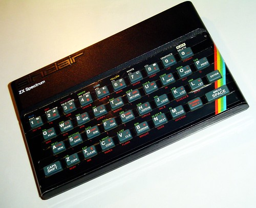 ZX Spectrum | by pedro mg