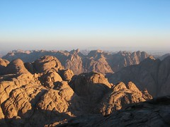 View from Mt Sinai | by SharsPhotos