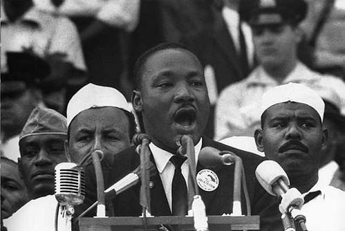 martin luther king jr research papers