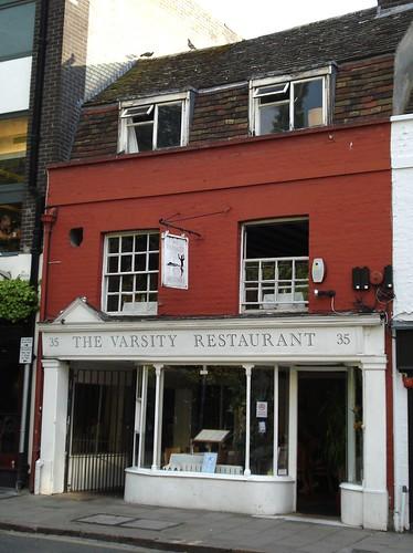 St Andrews Restaurant Market Street