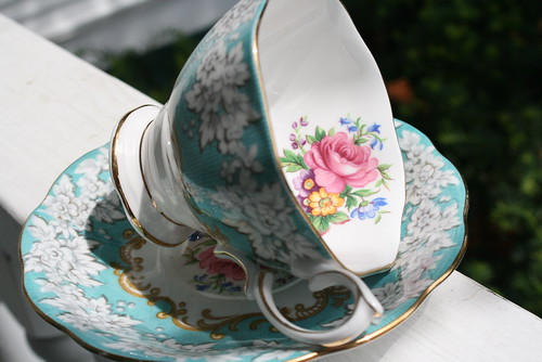 Tea cup from Bonny | by Barney's Blue