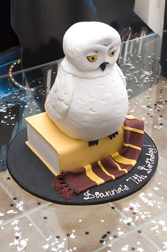 Hedwig Cake | by damian_white