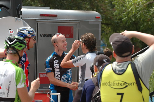 Leipheimer and Hamilton | by fsteele770