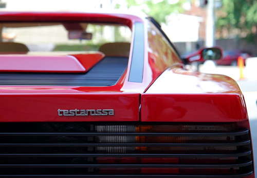 Ferrari Testarossa | by Mr.TinDC