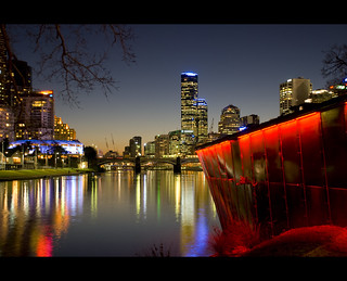 Melbourne | by nathankaso