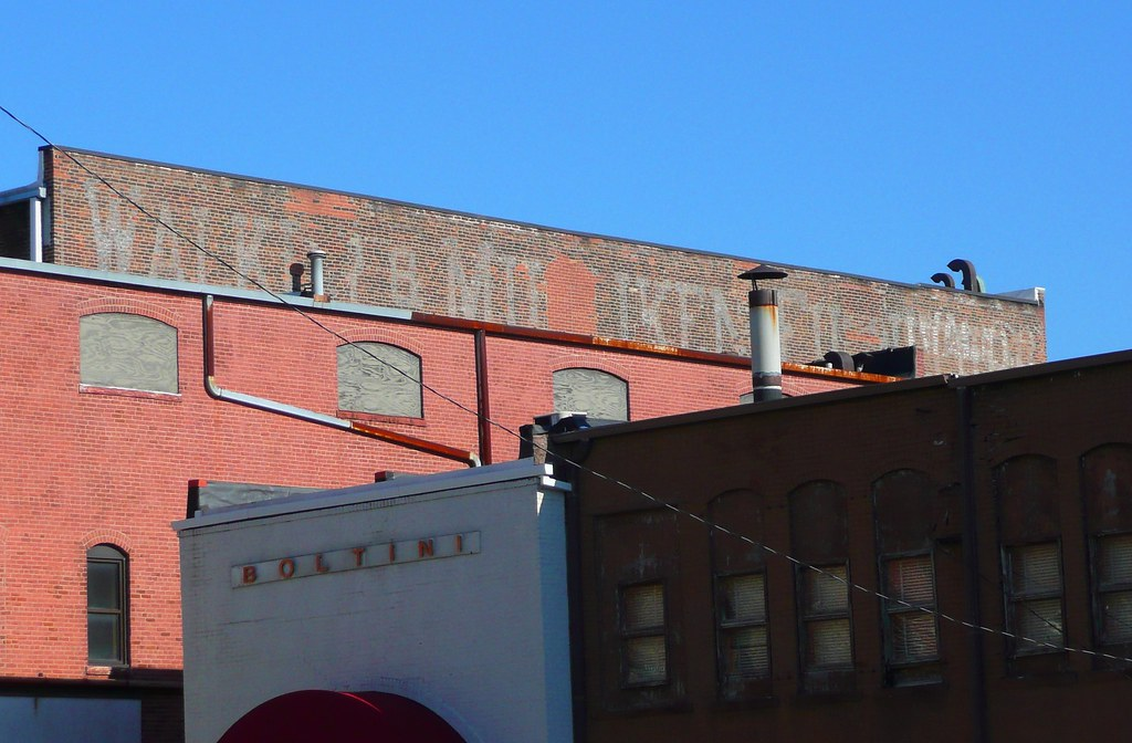 Champaign Il Walker Mulliken Furniture Ghost Sign 12 Flickr