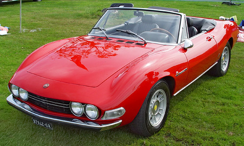 1970_Fiat_Dino_2400_Spider_Red | by bleuvert02