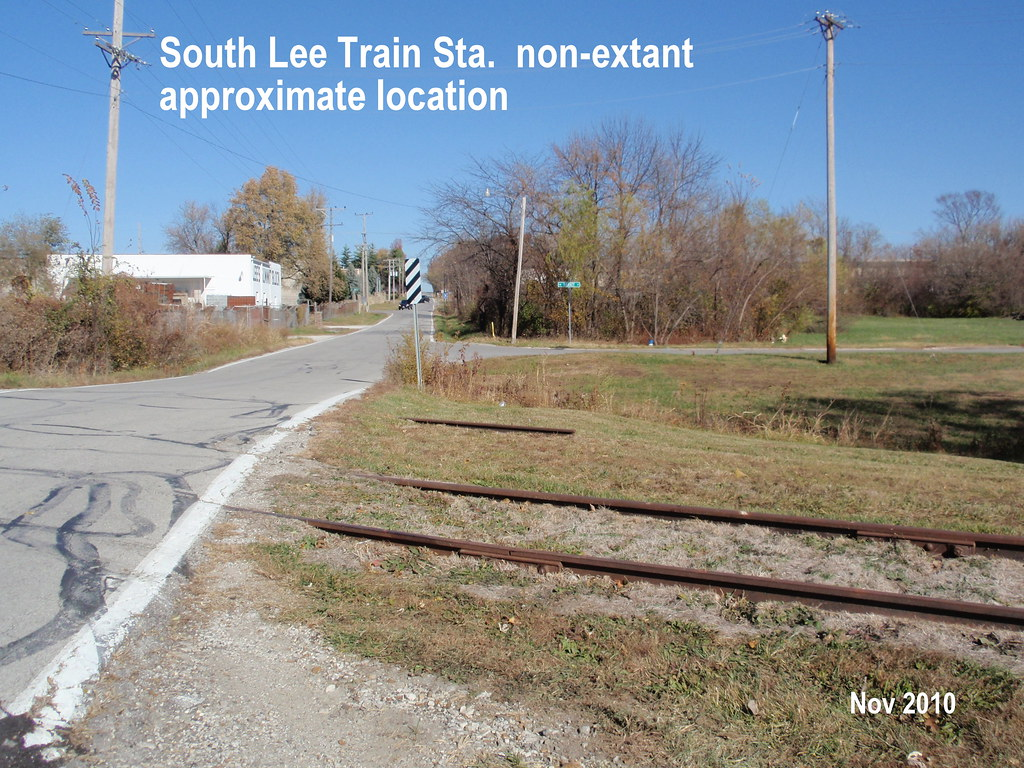 Vanished Rail Station In Leeu0027s Summit, Mo South Lee Station | Flickr