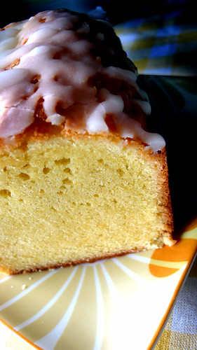 Lemon Pound Cake With Cake Mix And Sour Cream