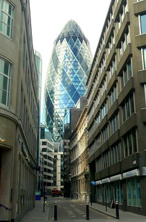 """The Gherkin"" in London 