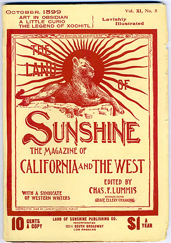The Land of Sunshine | by Floyd B. Bariscale