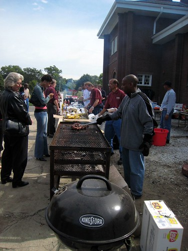 BBQ on Homecoming Day | by Boots in the Oven