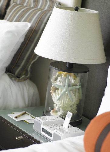 Shells & Starfish Nightstands & Ipod Docking Stations | by thepalmshotel