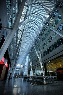 The Allen Lambert Galleria | by Doug Mo (Gone Vagabonding)