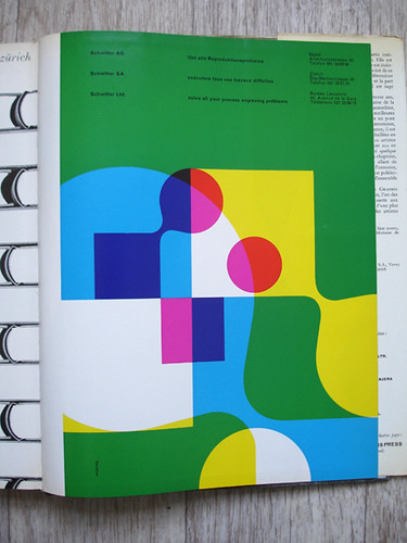 Graphis Annual - 1965/66 | by insect54
