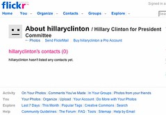 Should We Take Up a Collection to Buy Hillary Her Own Flickr Pro Account? | by Madison Guy