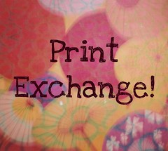 Print exchange! | by Amanda K / pandasnaps